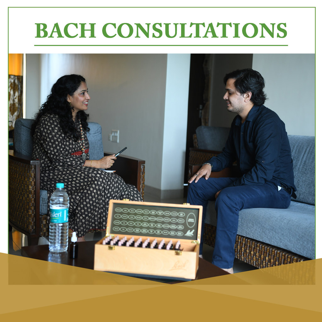 BACH-CONSULTATIONS by suchitra hari